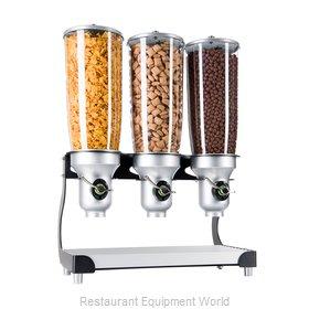 Cal-Mil Plastics 3516-2-13FF Dispenser, Dry Products