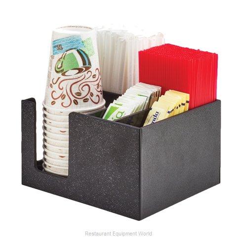 Cal-Mil Plastics 3566-13 Condiment Caddy, Countertop Organizer