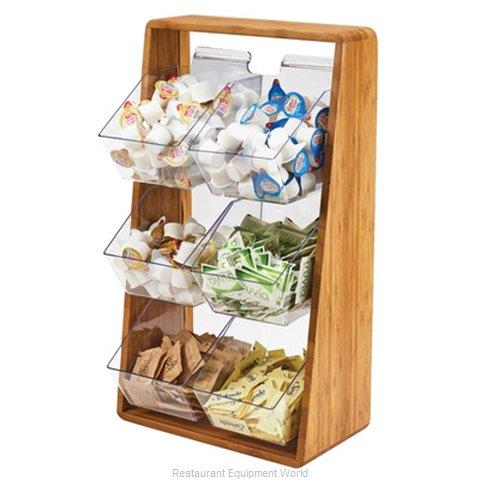 Cal-Mil Plastics 3569-6-60 Condiment Caddy, Countertop Organizer
