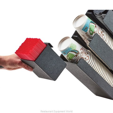 Cal-Mil Plastics 3573-13 Straw Holder