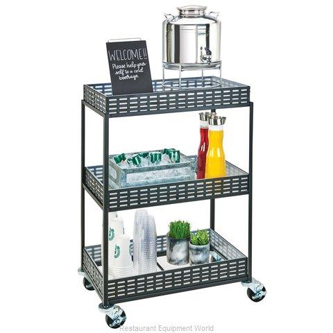 Cal-Mil Plastics 3583-13 Cart, Beverage