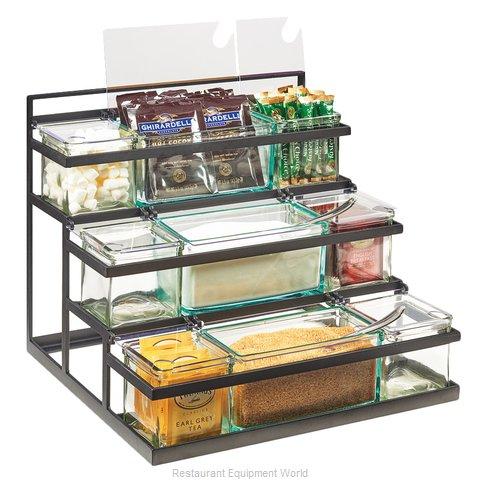 Cal-Mil Plastics 3603-13 Condiment Caddy, Countertop Organizer