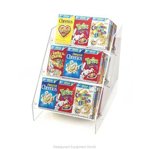 Cal-Mil Plastics 370 Cereal Box Organizer (Magnified)