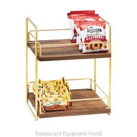 Cal-Mil Plastics 3704-2-46 Merchandising Rack