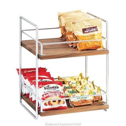 Cal-Mil Plastics 3704-2-49 Merchandising Rack