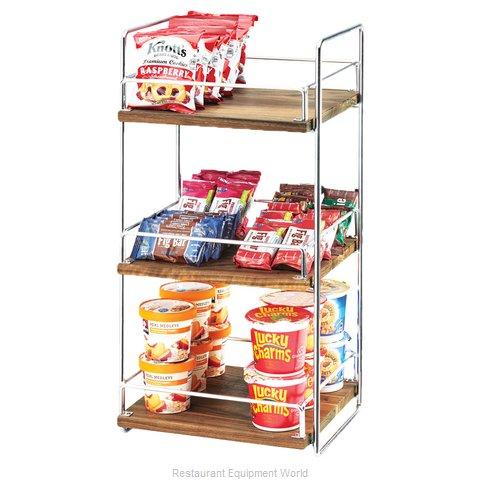 Cal-Mil Plastics 3704-3-49 Merchandising Rack