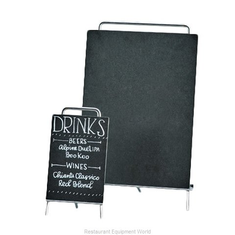 Cal-Mil Plastics 3717-811-49 Tabletop Sign Board