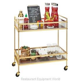 Cal-Mil Plastics 3719-49 Cart, Beverage