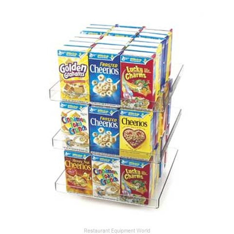 Cal-Mil Plastics 372 Cereal Box Organizer (Magnified)