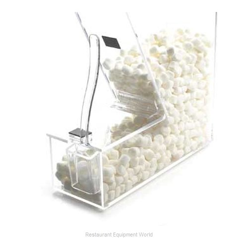 Cal-Mil Plastics 373-H Dispenser, Candy (Magnified)