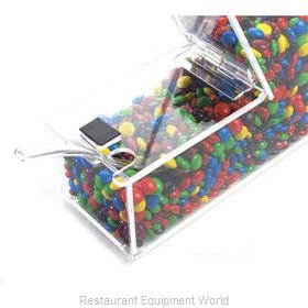 Cal-Mil Plastics 373-N Dispenser, Candy