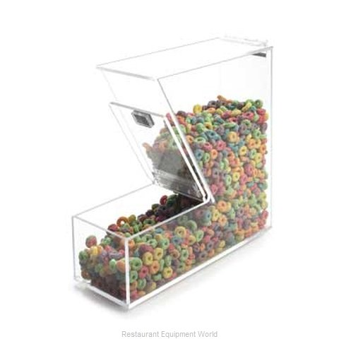Cal-Mil Plastics 373 Dispenser, Candy (Magnified)