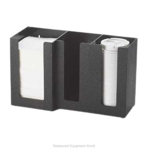 Cal-Mil Plastics 375-13 Condiment Caddy, Countertop Organizer