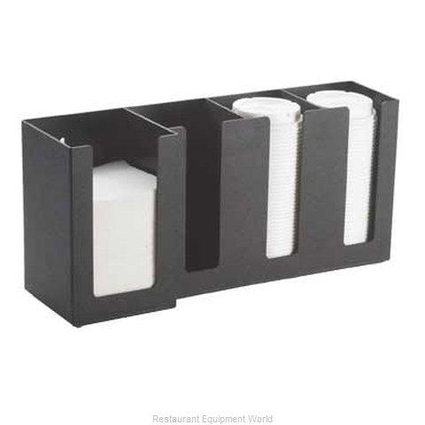 Cal-Mil Plastics 376-13 Condiment Caddy, Countertop Organizer