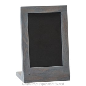 Cal-Mil Plastics 3818-46-83 Tabletop Sign Board