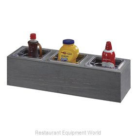 Cal-Mil Plastics 3837-3-83 Induction Range, Countertop