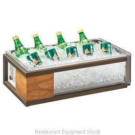 Cal-Mil Plastics 3905-12-84 Ice Display, Beverage