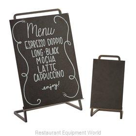 Cal-Mil Plastics 3919-46-84 Tabletop Sign Board