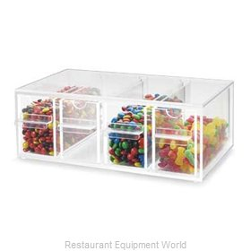Cal-Mil Plastics 393 Dispenser, Candy