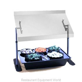 Cal-Mil Plastics 407-8-13 Salad Crock