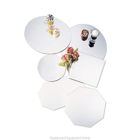 Cal-Mil Plastics 421-24 Tray Mirror (Magnified)