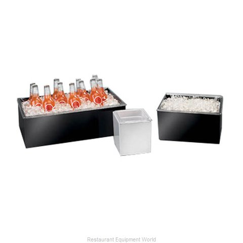 Cal-Mil Plastics 475-10-15 Ice Display, Beverage (Magnified)