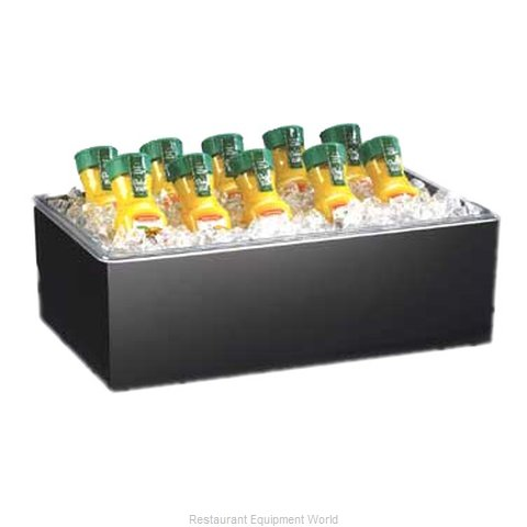 Cal-Mil Plastics 475-12-15 Ice Display Beverage Pan Housing