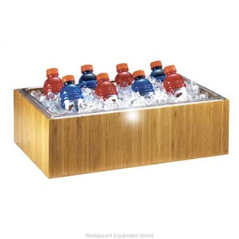 Cal-Mil Plastics 475-12-60 Ice Display, Beverage (Magnified)