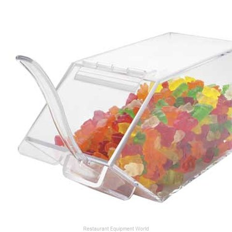Cal-Mil Plastics 492-H Dispenser Candy (Magnified)