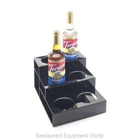 Cal-Mil Plastics 677 Liquor Bottle Display Countertop
