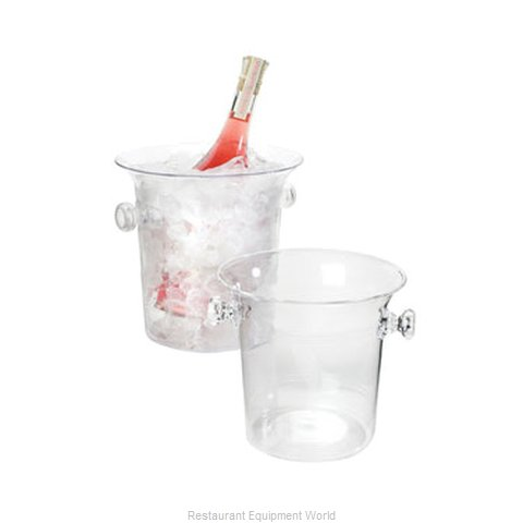 Cal-Mil Plastics 694 Wine Champagne Bucket Non-Insulated (Magnified)