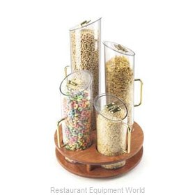 Cal-Mil Plastics 723-53 Dispenser, Dry Products
