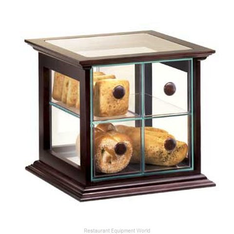 Cal-Mil Plastics 813-52 Display Case, Pastry, Countertop (Clear)
