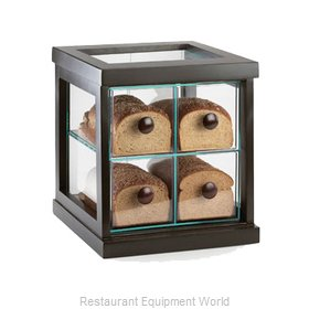 Cal-Mil Plastics 813-96 Display Case, Pastry, Countertop (Clear)