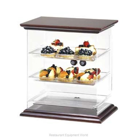 Cal-Mil Plastics 814-52 Display Case, Pastry, Countertop (Clear)