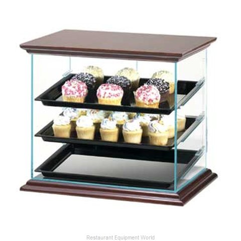 Cal-Mil Plastics 815-52 Display Case Pastry Countertop Clear