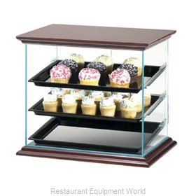 Cal-Mil Plastics 815-52 Display Case, Pastry, Countertop (Clear)