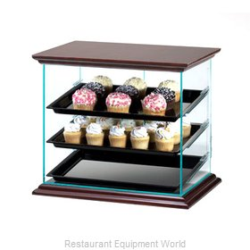 Cal-Mil Plastics 815-52A Display Case Pastry Countertop Clear