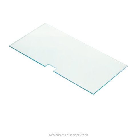 Cal-Mil Plastics 831-SQ Decorative Display Shelf Tray