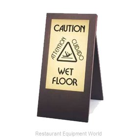 Cal-Mil Plastics 852-52 Sign, Wet Floor