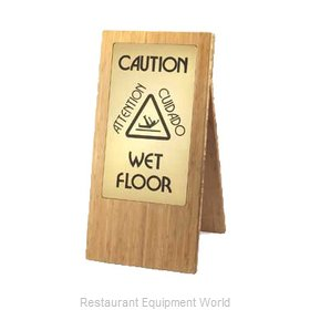 Cal-Mil Plastics 852-60 Sign, Wet Floor