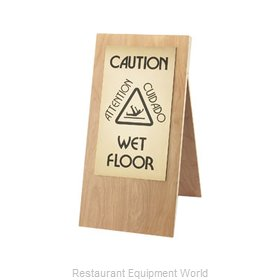 Cal-Mil Plastics 852-97 Sign Floor Housekeeping