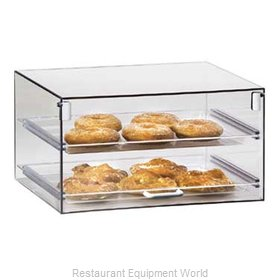Cal-Mil Plastics 921 Display Case, Pastry, Countertop (Clear)