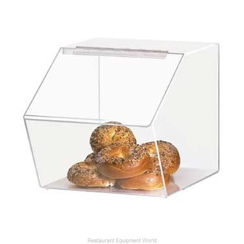 Cal-Mil Plastics 943 Display Case, Pastry, Countertop (Clear)