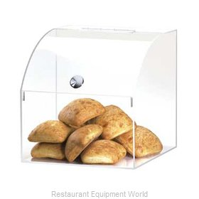 Cal-Mil Plastics 945 Display Case, Pastry, Countertop (Clear)