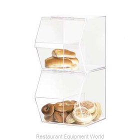 Cal-Mil Plastics 948 Display Case Pastry Countertop Clear