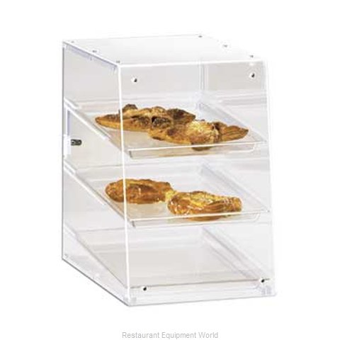 Cal-Mil Plastics 960 Display Case Pastry Countertop Clear