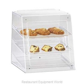 Cal-Mil Plastics 961-S Display Case Pastry Countertop Clear