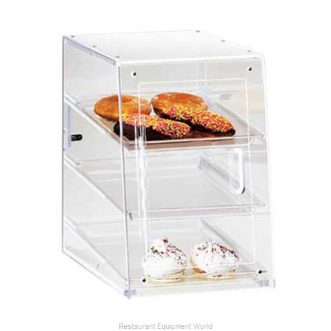 Cal-Mil Plastics 963-S Display Case, Pastry, Countertop (Clear)