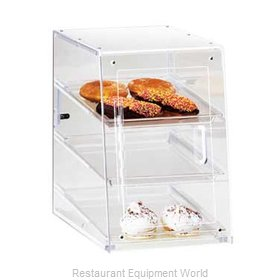 Cal-Mil Plastics 963-S Display Case Pastry Countertop Clear